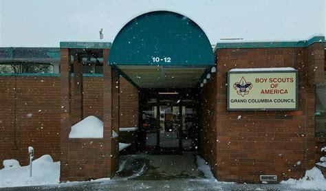 GCC BSA Yakima Office
